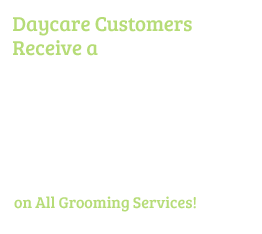 daycare customer coupon