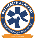 Pet Health Academy Certified in CPR and 1st Aid - John Phaneuf - Expires July 17, 2019